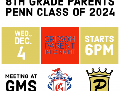 parent info night graphic