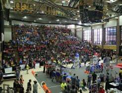 2019 FIRST Robotics Tournament